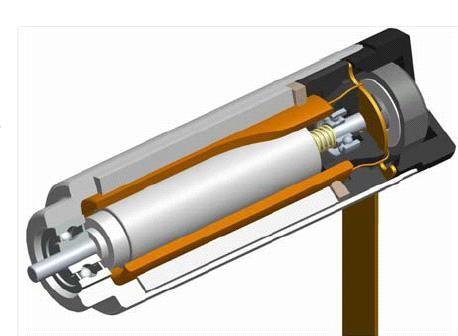 maxon motor: Бесколлекторный двигатель постоянного тока EC8.