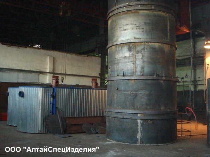 Производство, поставки резервуаров г.Хабаровск.