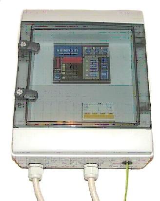 Трёхфазные тиристорные регуляторы напряжения переменного тока.