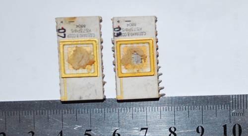 Импортные микросхемы и