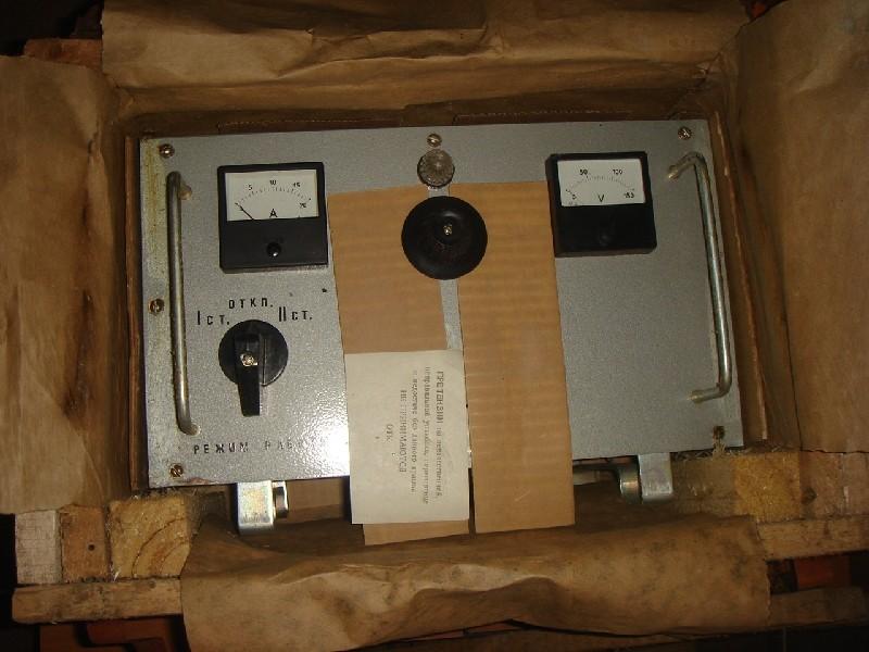 ВСА-5К Зарядно-выпрямительное устройство.