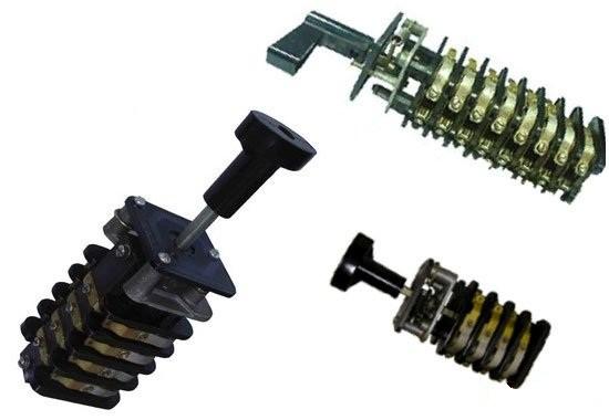 Производство любых Универсальных переключателей серии УП в соответствии с заводским каталогом (с фиксацией или...