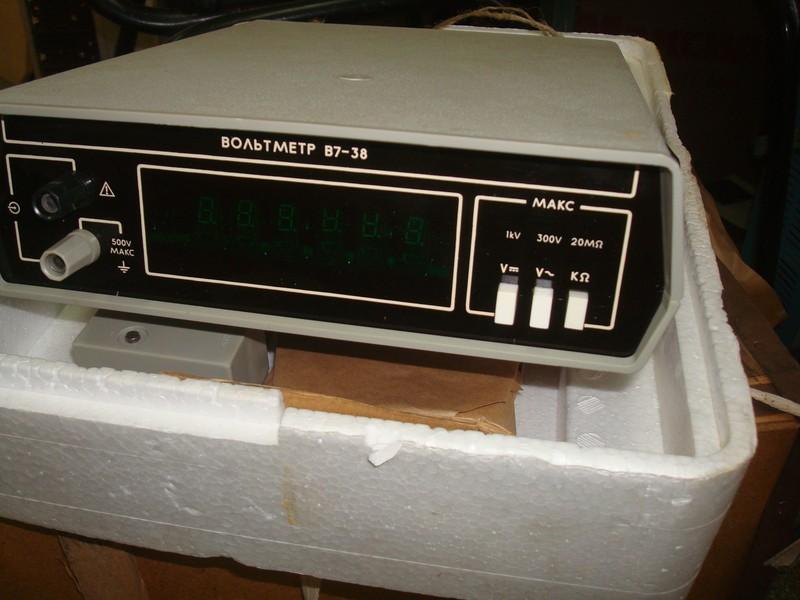 В7 38 вольтметр схема шунта
