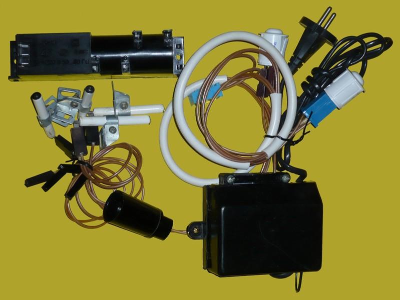Предлагаем к продаже комплект электророзжига для газовых плит Брест Гефест выпускавшихся ранее 2004г.(модели -300...
