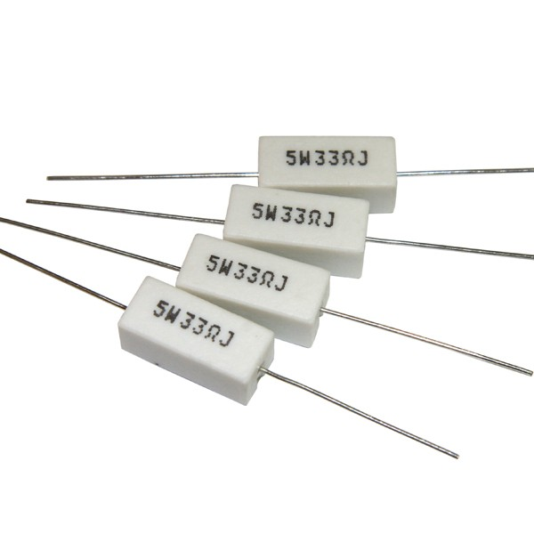 Справочник по резисторам