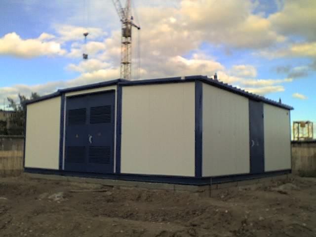 Блочные комплектные трансформаторные подстанции 2бктп 1000 от компании св-энергия