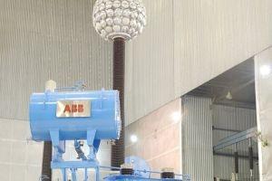 Успешно прошли динамические испытание КЗ блочные трансформаторы на 765 кВ производства компании ABB