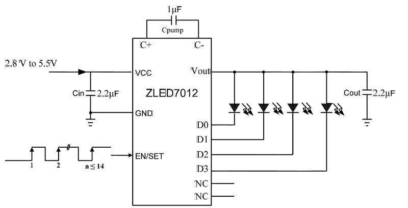 схем драйверов светодиодов