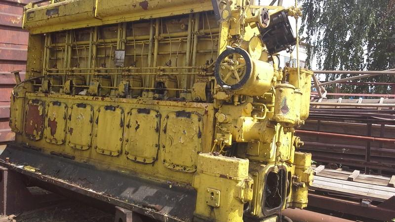 Характеристики масляного теплообменника двигателя 6 nvd-26 теплообменники татарстан