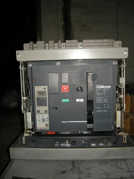 Square d masterpact nw12n breaker 1200 amp 600v iad micrologic 50 lsi nw 12 n