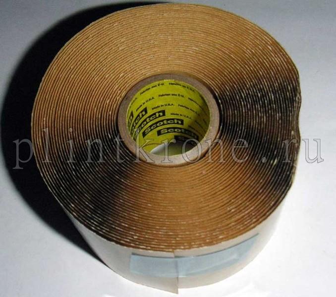 Scotch vm лента винил-мастика 3m заменитель бетоноконтакта в астане