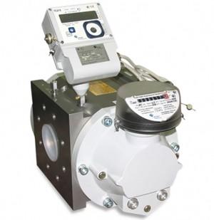 Комплекс для измерения количества газа СГ-ЭК-Т1-100