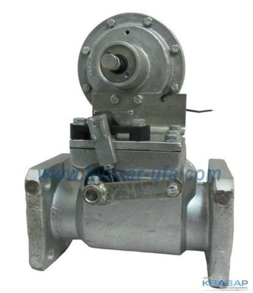 Клапан предохранительный запорный КПЗЭ-50