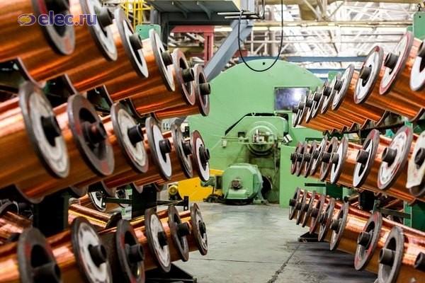 «Сибкабель» вложил в модернизацию около полумиллиарда рублей