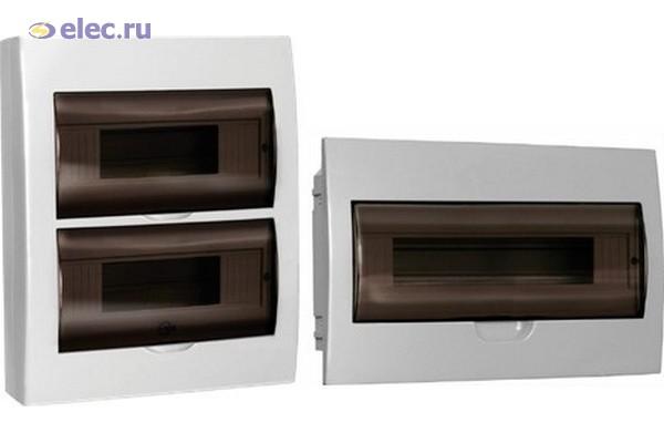 Пластиковые корпуса ЩРН(В)-П LIGHT IEK® — всегда на складе по выгодной цене
