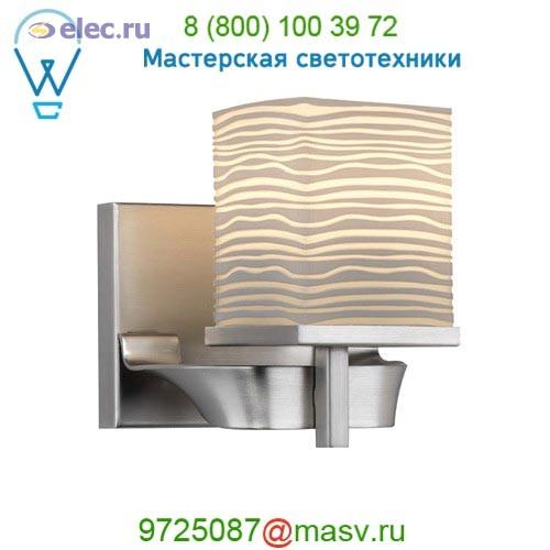 isobar 1 light bath sconce philips consumer luminaires. Black Bedroom Furniture Sets. Home Design Ideas