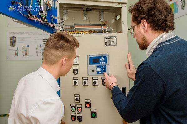 Электрощит Самара открыл учебную электротехническую лабораторию в филиале МЭИ в г. Волжский.