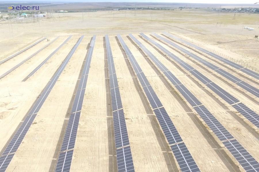 ГК «Хевел» ввела в эксплуатацию две солнечные электростанции в Республике Казахстан