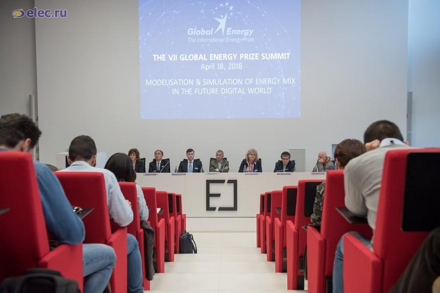 В Турине прошёл саммит «Моделирование энергетического баланса в будущем цифровом мире»