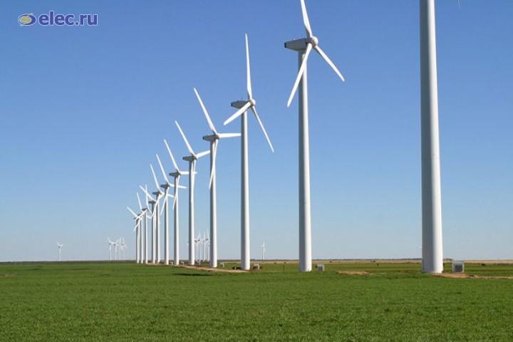 Первую ветряную электростанцию могут построить наСтаврополье