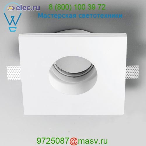 invisibili 11 inch adjustable square led recessed lighting z