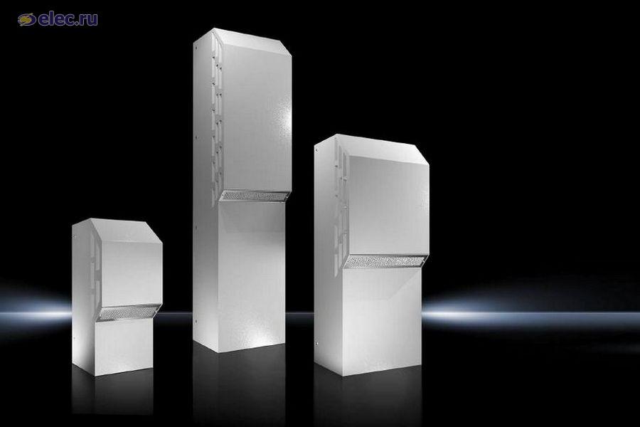Nema 3R/4 — новые устройства охлаждения от Rittal