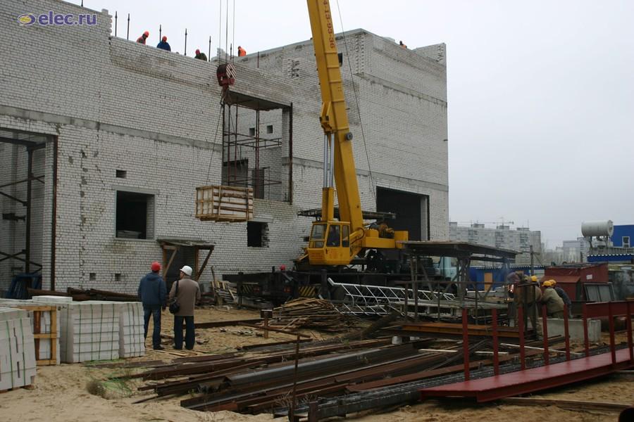 содержит под ярославлем завершается строительство новой электростанции по адресу однокомнатных квартир
