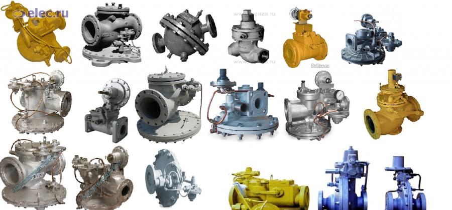 Пункт учета газа ПУГ-Ш-40-Д