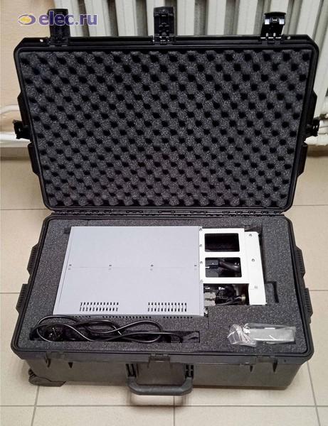 ТЕСТ-9110 - Мобильный высоковольтный тестер качества жгутов и проводки