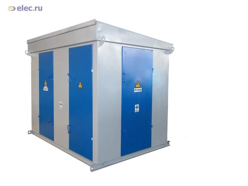 комплектная трансформаторная подстанция 1000 кв а цена