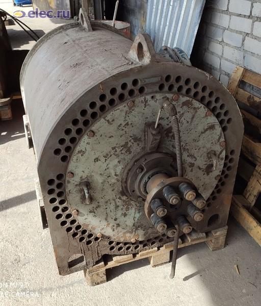 Электродвигатель АЗО 450LB2-У1 ПРОДАМ