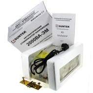 Стабилизаторы напряжения SUNTEK электромеханического типа