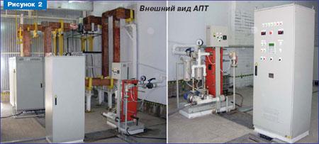 агрегат тиристорный те-4 ЭЛТЕХКОМ.