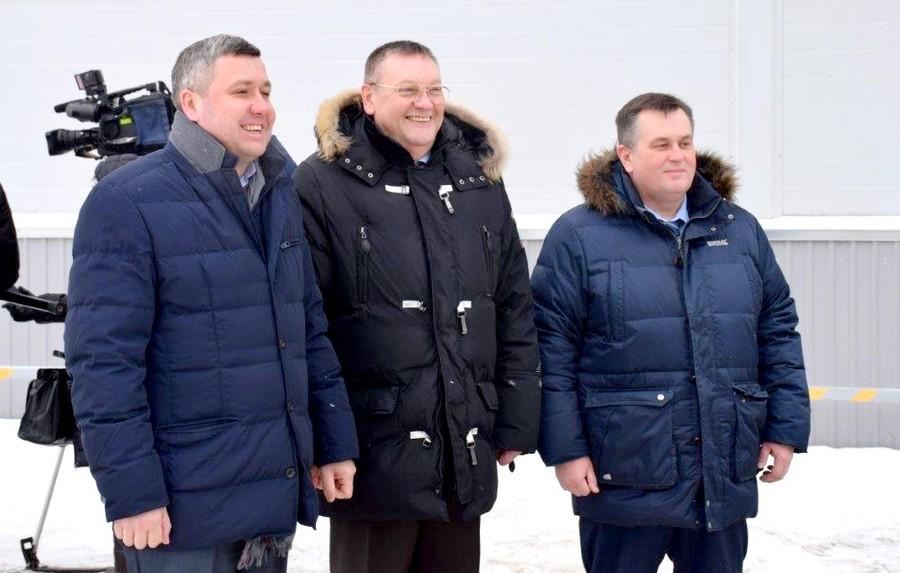 Председатель Тульской облдумы Сергей Харитонов