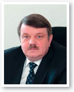 Валерий Владимирович Кудря, руководитель завода «Потенциал»