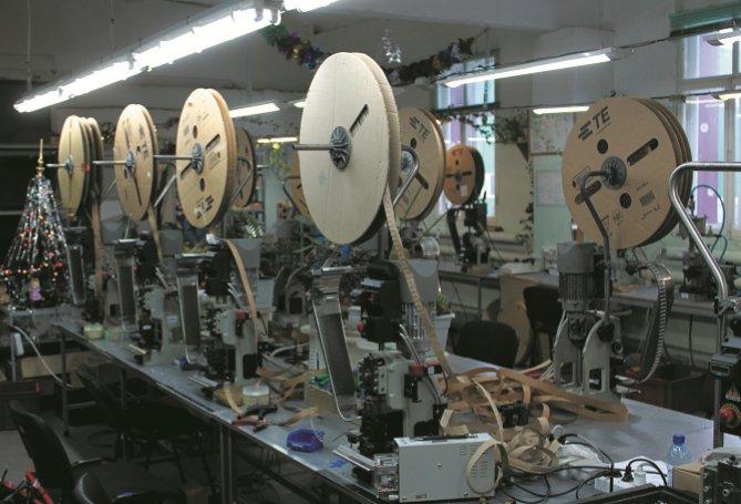 Завод «Автоэлектроконтакт новые технологии»