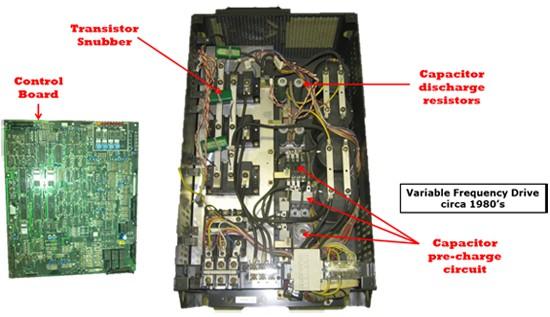 преобразователь частоты переменного тока VFD