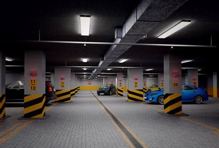 Система вентиляции крытых автостоянок: мониторинг СО, выбор датчиков и топография установки