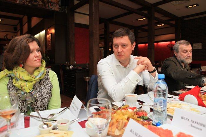 пресс-завтрак c директором ООО «АтомСвет»