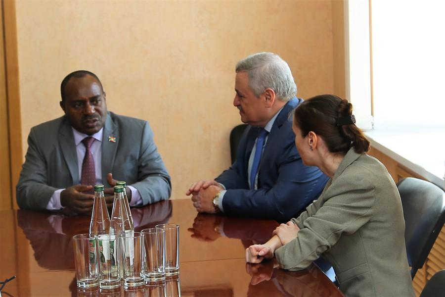 ООО «Сарансккабель» и ведущая энергосетевая компания Республики Бурунди подписали соглашение на поставку силовых кабелей