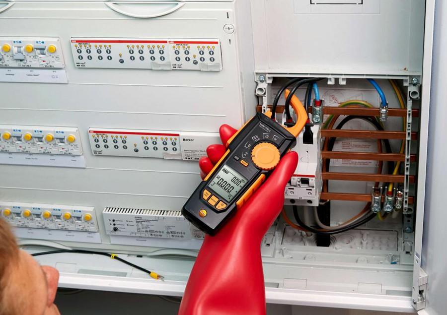 Тестовая проверка качества электропитания