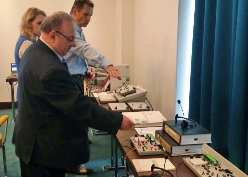 """ПРИСТ - постоянный участник выставки """"Энергетика и электротехника"""" приглашает на свой семинар"""