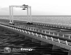 Приливная и волновая электроэнергетика