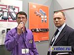 «Электро-2009»: интервью состенда компании Электрополюс