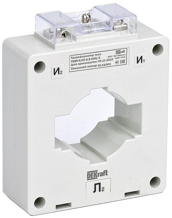 трансформаторы DEKraft ТШП-0,66