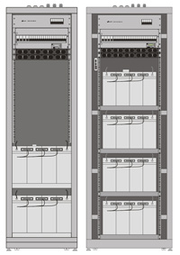 Компактные системы бесперебойного электропитания постоянного тока малой мощности (СБЭП-48/36М, СБЭП-48/72М)