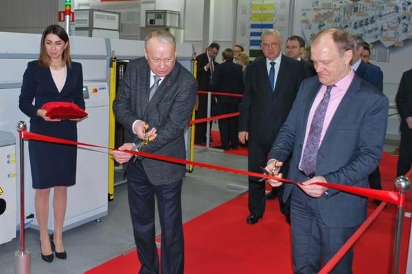 В Курске запустили завод «Датчики и системы»