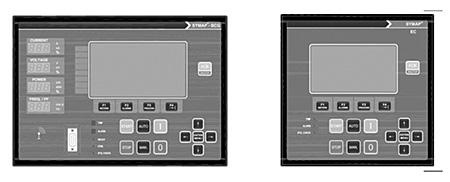 Рис. 2. Фронтальный вид системных модулей Symap®-BCG и Symap®-ECG