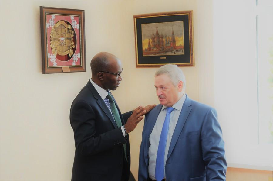 Официальные представители Республики Бурунди побывали в Мордовии с очередным визитом