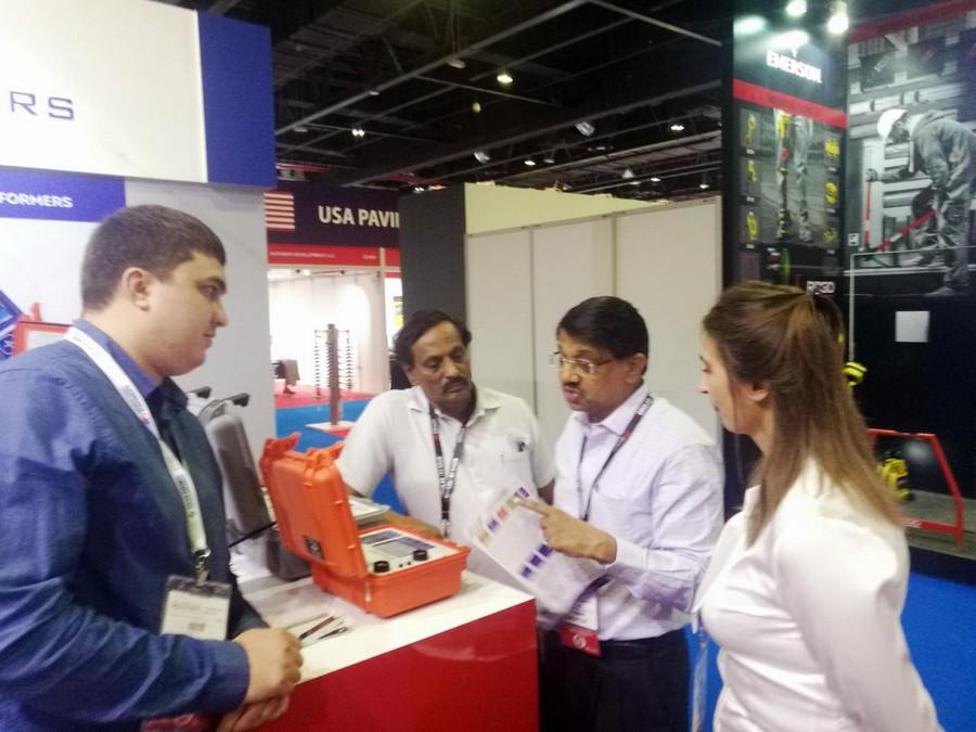 СКБ ЭП в Дубае